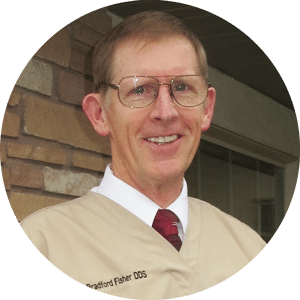 Dr. Bradford Fisher, DDS of Fisher Dentistry. The best Nampa dentist.