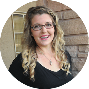 Paige of Fisher Dentistry in Nampa, ID.